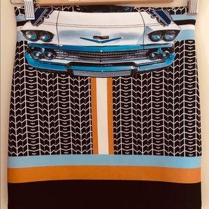 Clover Canyon skirt Desert theme